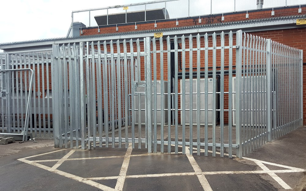 Security Barriers, Gates and Fencing, Flint, North Wales